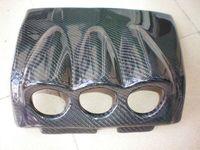 52MM Carbon Fiber Gauge Pod Holder for 1999 2004 Nissan R34 Skyline GTR GTT