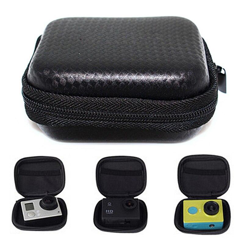 Мини-чехол для камеры портативный противоударный ящик для хранения для GoproSJCAM Xiaomi Yi MIJIA аксессуары для экшн-камеры