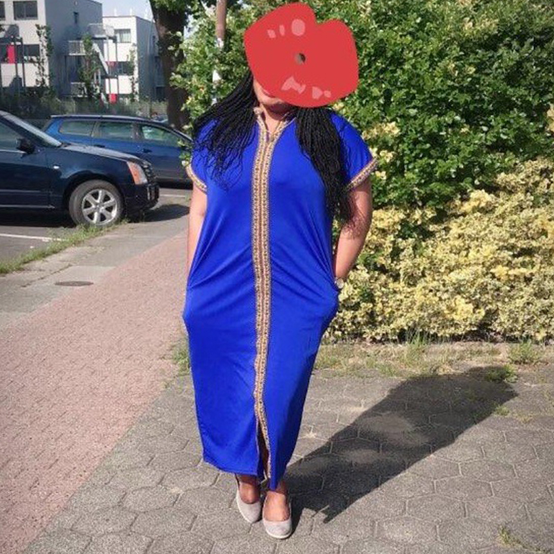 African Dresses For Women Boubou Africain African Dress Women African Women's Clothing 2019 Autumn African Clothing