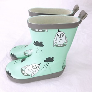 Image 5 - Celveroso bottes de pluie pour enfants