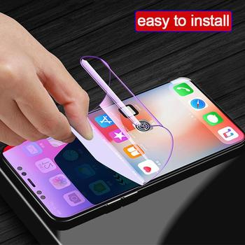 2020 Hydrogel Anti-Blue Ray Phone Screen Protect Film for Samsung Note 8 9 10 Plus S9 image
