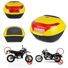 Motorcycle Trunk baul para moto Motorcycle Top Box кофр для мотоцикла Electric Bicycle Trunk Top Case With Safety Lock 탑박스 кофр