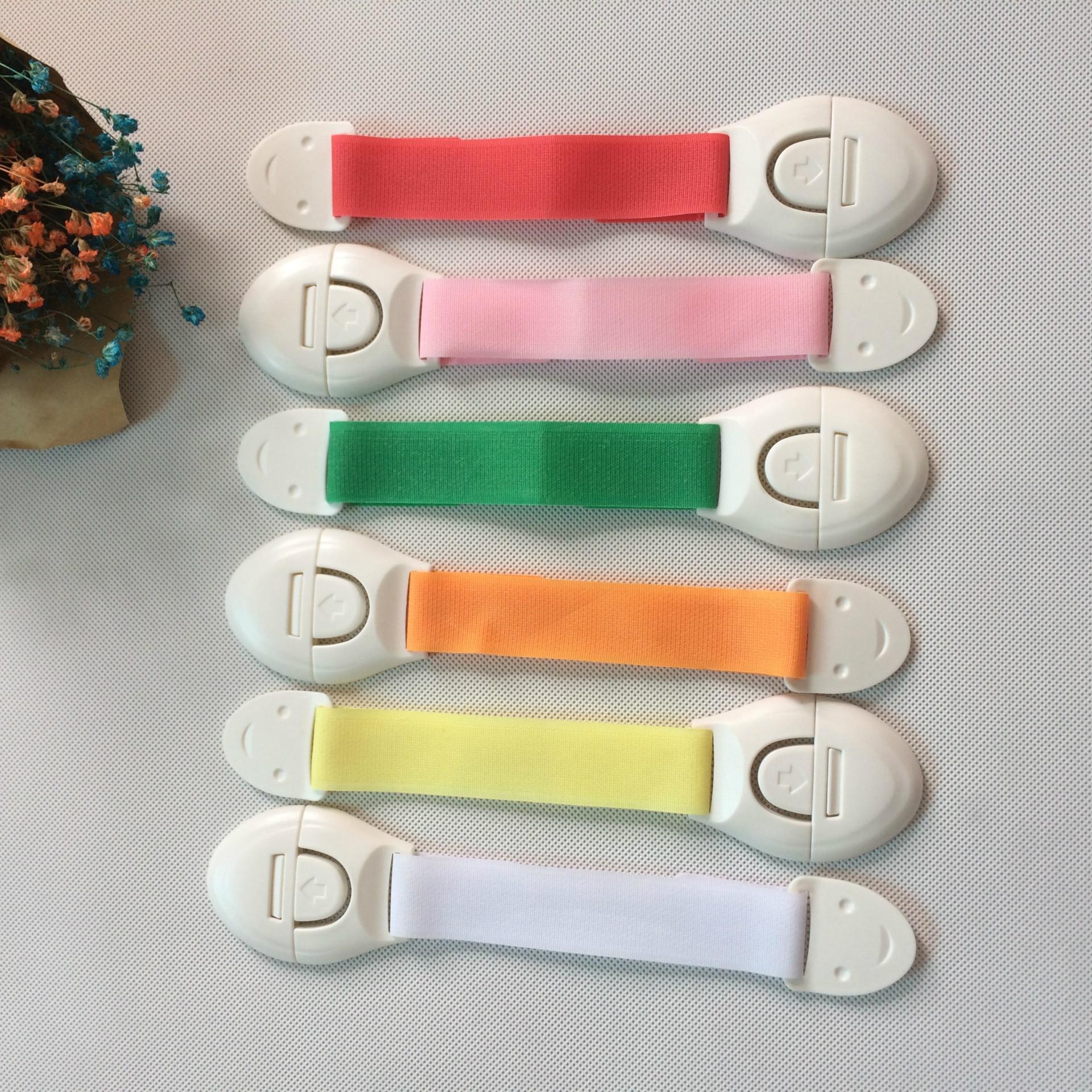 Cupboard Door Lock For Babysafe 6 Colors