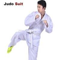 Karate Kleidung Kinder Erwachsene Judo Kleidung Männer und Frauen Twill Baumwolle Judo Training Kleidung EIN