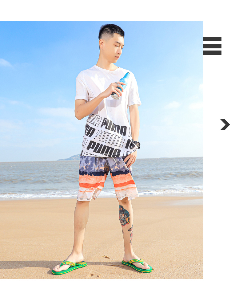 Hea3f61c69af643b99942f575411a59eet - VESONAL Summer Graffiti Print Slippers Men Shoes Flip Flops Slipers Male Hip Hop Street Beach Slipers Casual Flip-flops