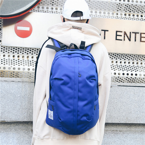 Image 3 - Street style Female Backpack Nylon School Backpack College student travel bagpack Teen School bag Women Laptop Backpack