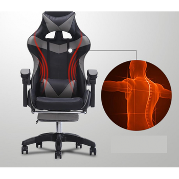 High-Quality Leather Office Chair Esports Gaming Chair Internet Cafes WCG Computer Chair Comfortable Lying Household Chair computer gaming chair ergonomic executive chair leather internet cafes wcg office lying household chair