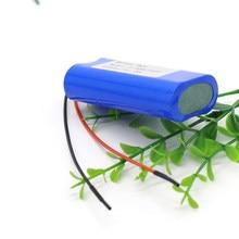 3.7V 4.2V bateria 5000mAh 5Ah KLUOSI 1S2P litowo-jonowy z BMS jest nadaje się do małych Model elektryczny instrumentów przemysłowych