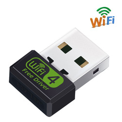 Free Driver USB Wifi Adapter 150Mbps Wi fi Adapter Antenna USB Ethernet PC Wi-Fi Adapter Lan Wifi Dongle AC Wifi Receiver
