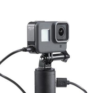 Image 5 - Ulanzi G8 7 移動プロヒーロー 8 バッテリーカバー着脱式の C 充電ポート移動プロヒーロー 3 2 黒 8 保護 accessorries
