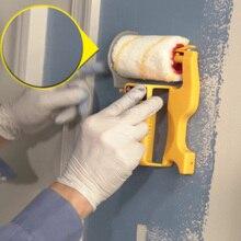 Sauber-Cut Farbe Edger Roller Pinsel Sicheres Werkzeug Tragbare für Home Zimmer Wand Decken SNO88