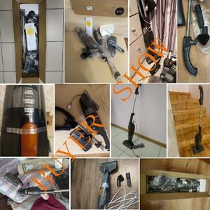 Image 5 - オリジナルdeermaポータブルハンドヘルド掃除機の世帯サイレント掃除機強力な吸引ホーム吸引器集塵機