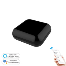 Zemismart Tuya WiFi RF+IR Universal Remote Controller Alexa Google Home Control Intelligent DIY Learning Function USB Charge
