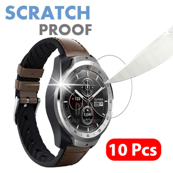 10 Pcs TicWatch 9H Premium Tempered Glass For TicWatch Pro 1 2 GTX Smartwatch Screen Protector for TicWatch S E Film Accessories