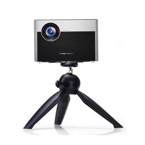 Projetor tripé de mesa para xgimi z4 cc h1 z5 n20 plya mogo pro halo mini bandeja titular 1/4 parafuso suporte para projetores câmera