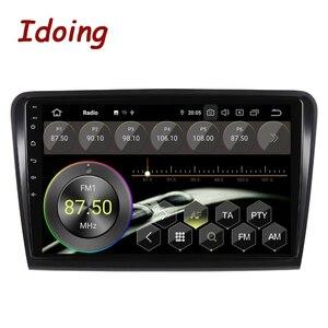 Image 3 - Iding lecteur multimédia pour skodasupb 10.2 2008, avec Navigation GPS, 4 go + 64 go, lecteur multimédia, Android 10, 2014 pouces, 2.5D, berline, sans dvd, 2din