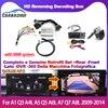 Pour Audi A1 Q3 A4L A5 Q5 A6 A7 Q7 A8L avec système MMI adaptateur d'interface de caméra de sauvegarde écran de caméra avant arrière améliorer le décodeur