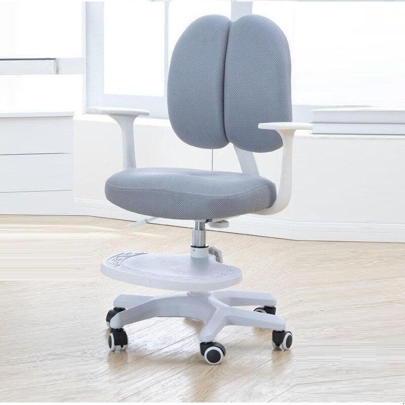 Sillones Estudio Pouf Infantiles Silla Madera Cadeira Infantil Baby Adjustable Chaise Enfant Children Furniture Kids Chair