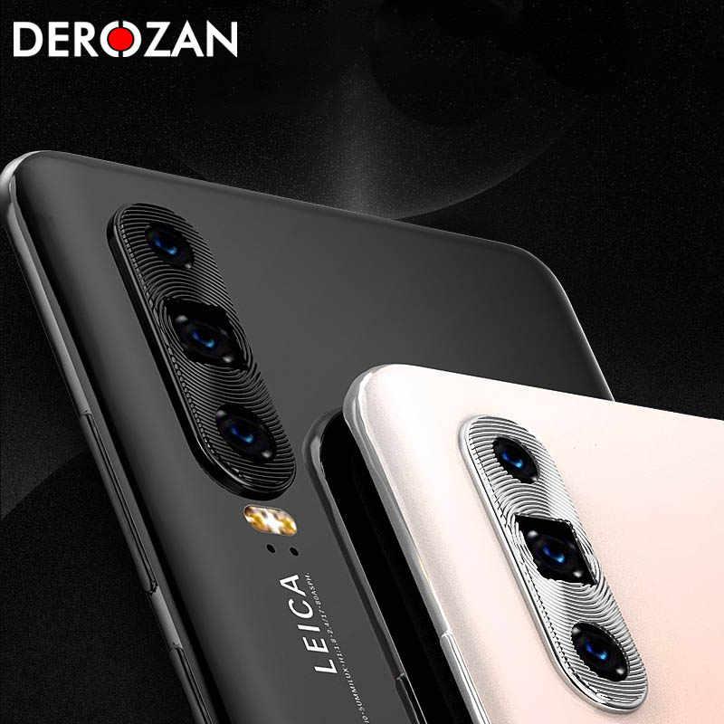 Huawei 社の名誉 20 プロ 20i 強化ガラスリアレンズ保護リングカメラレンズスクリーンプロテクター Huawei 社ノヴァ 3 3i 5 5i プロ
