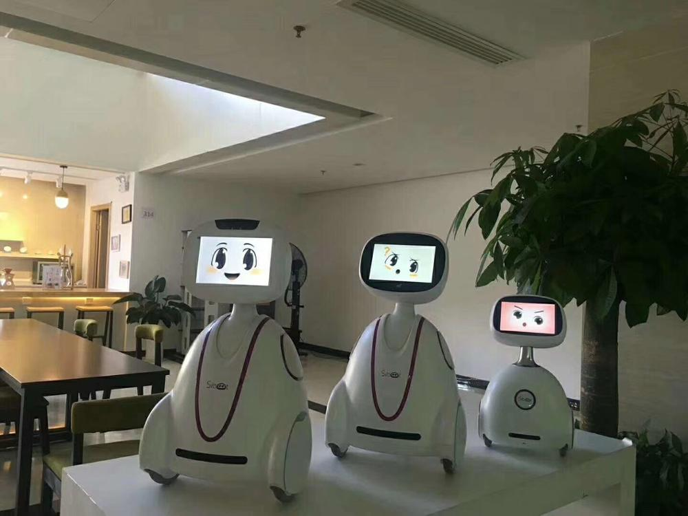 Voice Robot Educational Robot For Kids Mandarin Chinese Learning Assistant Entertainment Accompany Smart Robot