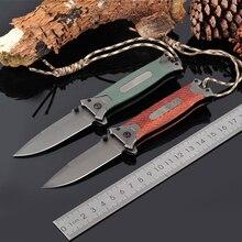 multi-functional Multi knife hunting mini pocket tactical high hardness Swiss folding Blade field su