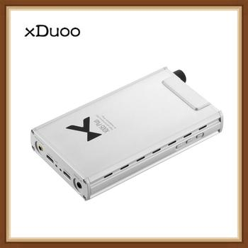 XDUOO XD-05 Plus Portable Desktop Headphone Amplifier 32bit/384kHZ DSD256 DAC Hifi Music Headphone Amplifier AMP