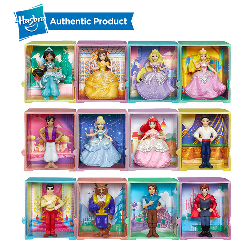 Hasbro Disney Princess Royal Stories Series 2 Surprise Blind Box With Favorite Disney Characters Randomly Get 1 Of 12 Dolls