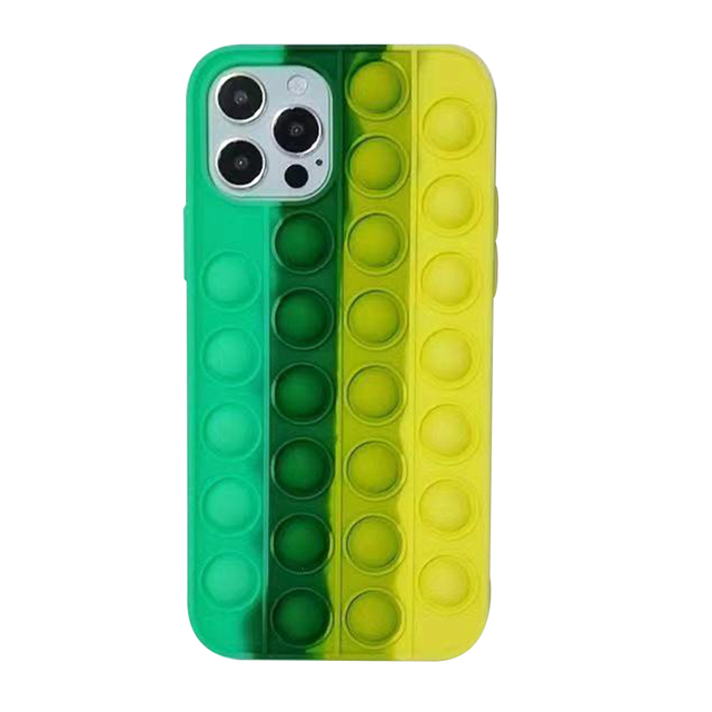Pop Fidget Bubble Silicone Phone Case For iPhone - for iphone 6 6s plus, 1699-J-1