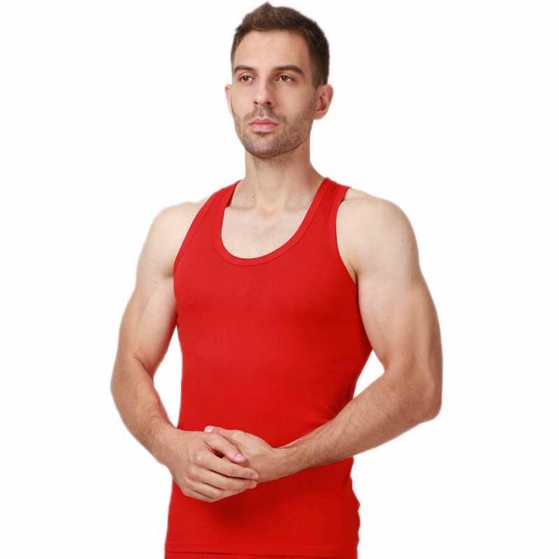 Trung niên vest nam lớn kích thước đồ lót trung niên plussize Modal đáy áo mùa hè quá khổ Tank Tops