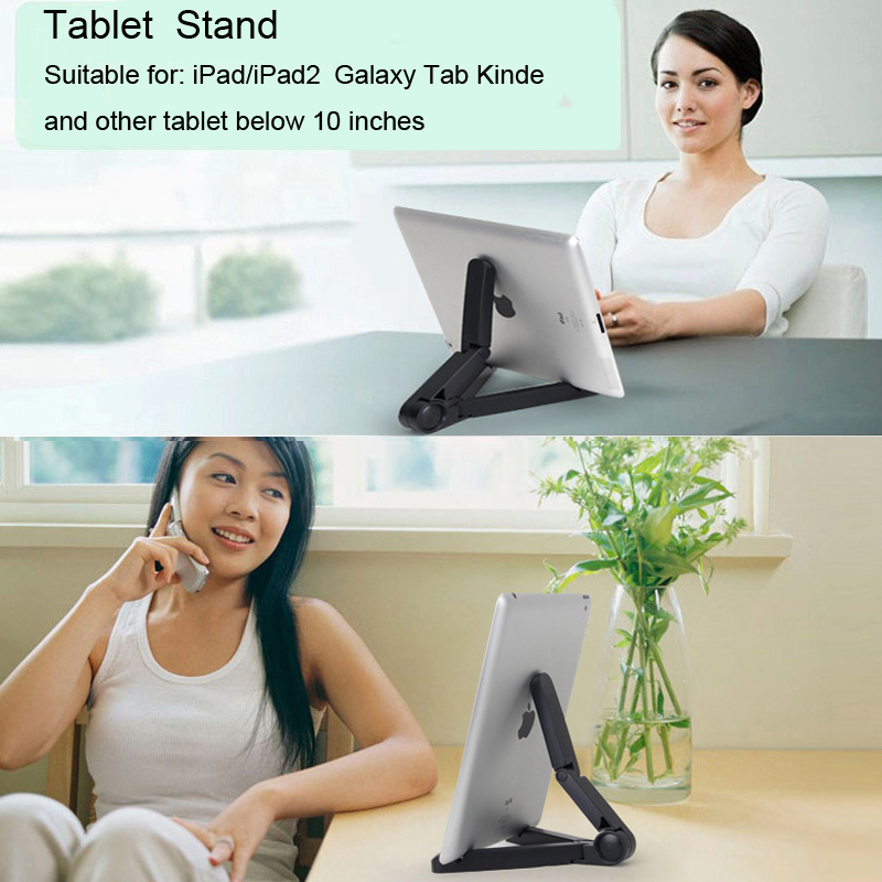 Universal Table//Desk Holder Tablet Stand Mount For iphone iPad Mini//Air 1 2 3 4