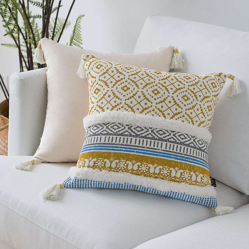Hand Finished Woven Moroccan