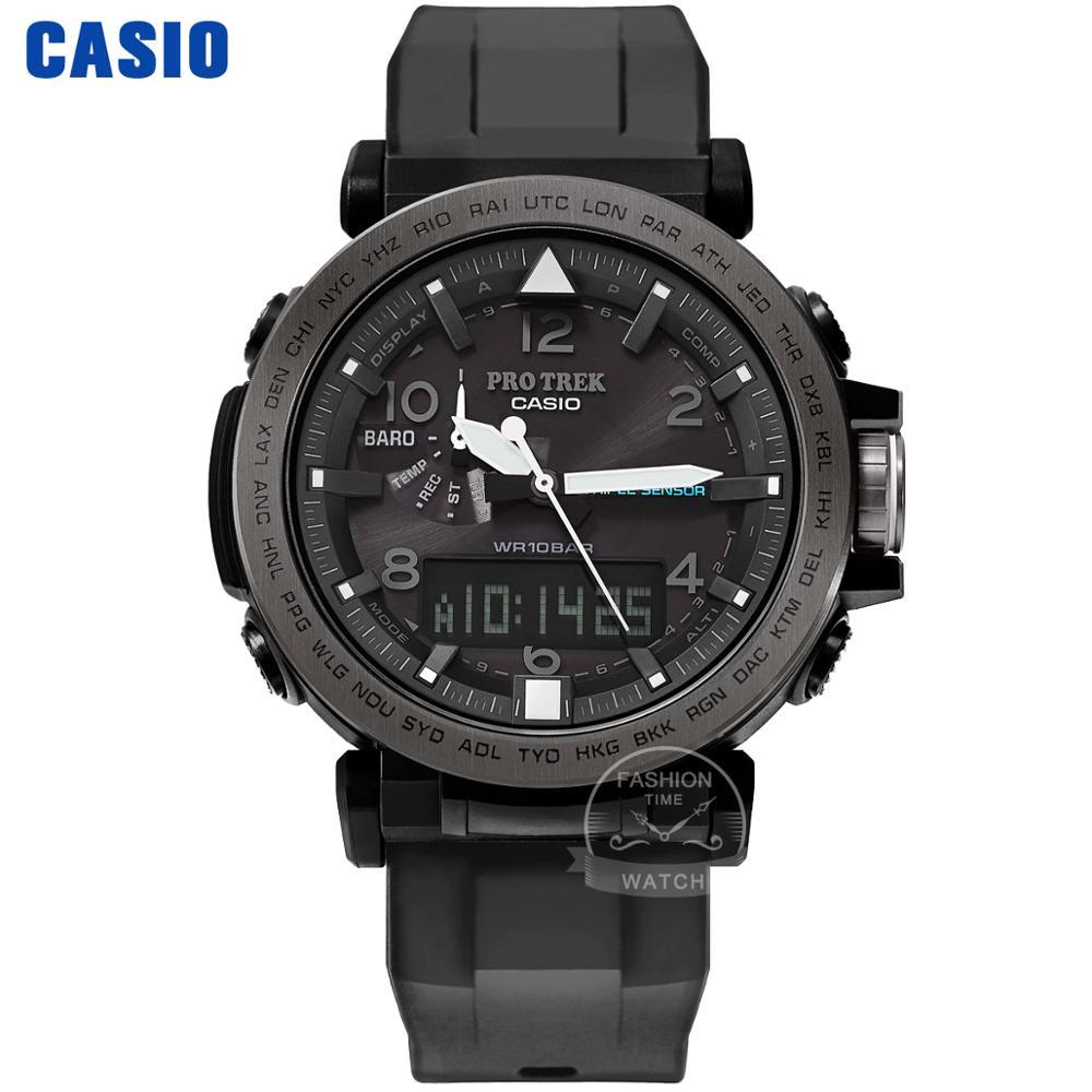 Casio Watch Protrek Series LED Digital Waterproof Quartz Men Watch Sport MilitaryWatch Relogio Masculino