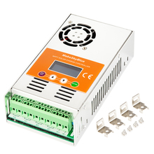 30A 40A 50A 60A MPPT Solar Charge Controller for 12V 24V 36V 48V DC Acid and Lithium Battery MakeSkyBlue стоимость