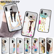 Best Friends BFF Matching Glass Case for Samsung S7 Edge S8 S9 S10 Plus A10 A20 A30 A40 A50 A60 A70 Note 8 9 10 стоимость