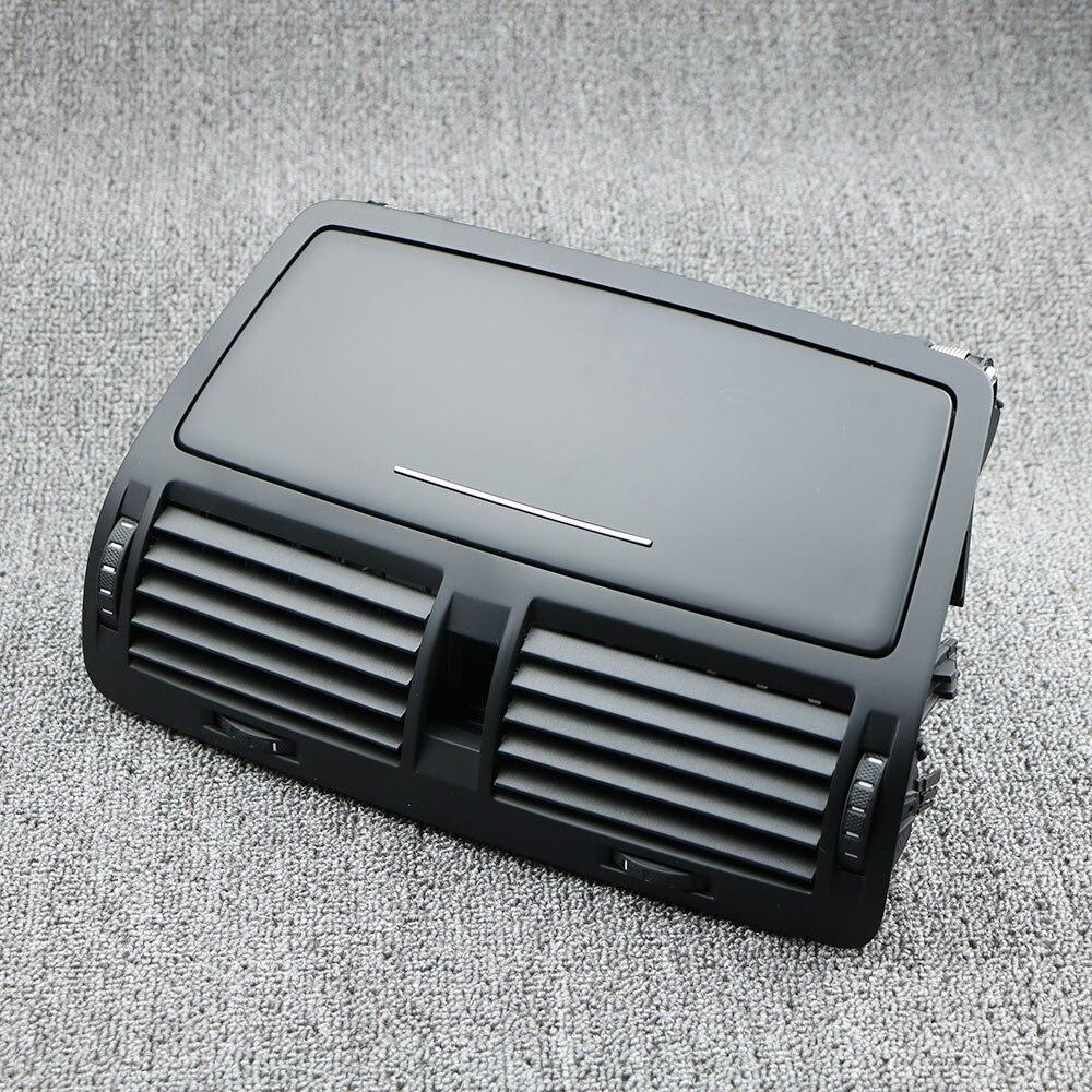 1Z0820951 z tyłu środkowy podłokietnik konsoli powietrza wylot wentylacyjny dla SKODA Octavia 2004-2013 Yeti 2010 2011 1ZD819203 1ZD819702