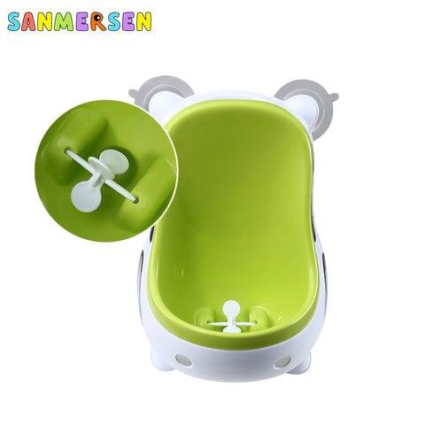 bebe meninos treinamento banheiro vaca mictorio