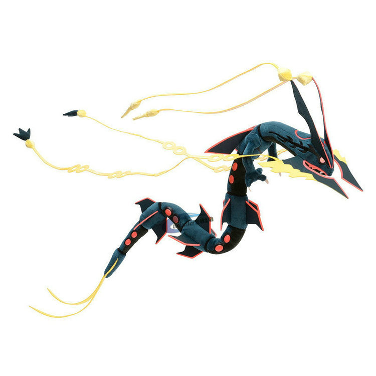 Pokemon/Pokemon With Pockets Monster Plush Doll Toy MEGA Version Million Cemni Long Crack Empty Sit
