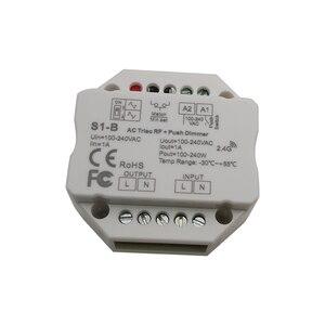 Image 3 - ขายส่งS1 B SS B AC100 240V RFสมาร์ทเอาท์พุทสวิทช์ 100 240VAC 1.5A 360Wสมาร์ทสวิทช์รีเลย์LED CONTROLLER