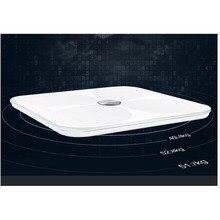 Покрытие для тела Жир Cal светодиодный домашний Вес весы Bluetooth весы для тела светодиодный интеллектуальный электронный весы для тела Жир тест вес для здоровья