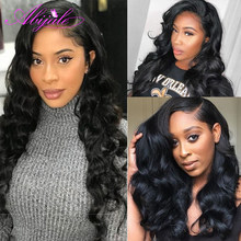 Perruque de cheveux naturels pour femmes noires, Frontal, Abijale, Frontal, Body Wave, Remy Hair, pré-emballé, 13x4/13x6