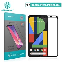 for Google Pixel 4 Glass Screen Protector NILLKIN Amazing CP+ 9H 2.5d for Google Pixel 4 XL Tempered Glass Protector 5.7 & 6.3