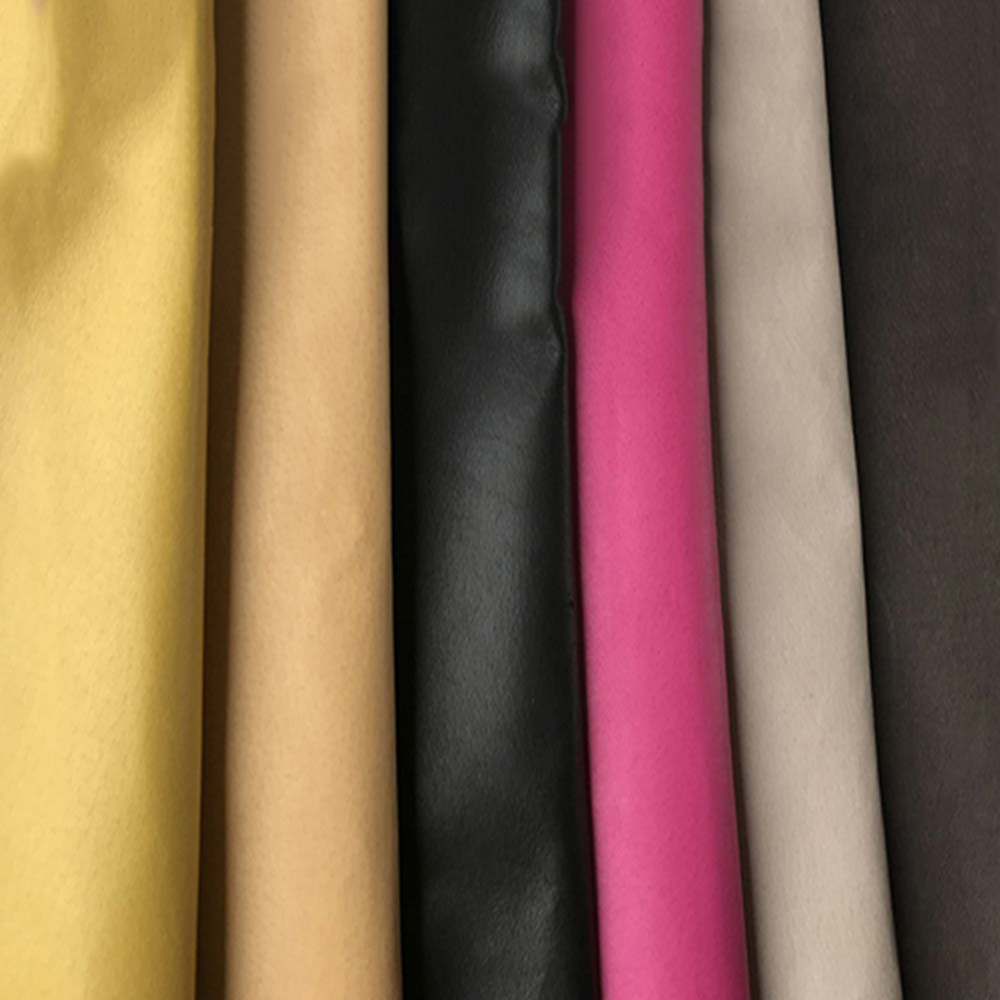 first layer pig 0.5 to 0.6 mm Multi Color Genuine Pig Shoes   Suede   Hide Skin   Leather   Material For Leathercraft Sewing Accessories