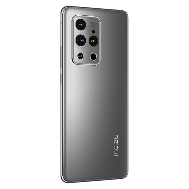 """In Stock Meizu 18 Pro 5G Mobile Phone 50.0MP 6 Cameras Android 10.0 6.7"""" 120HZ 3120x1440 40W Charge Snapdragon 888 OTA Bluetooth 5"""