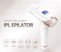 LESCOLTON 2in1 IPL Epilator Hair Removal Display Machine Laser Permanent Bikini Trimmer Electric depilador laser facial