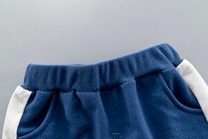Image 5 - Crianças roupas primavera outono meninos agasalho da criança meninas conjunto de roupas crianças meninos ternos para meninas conjuntos de roupas