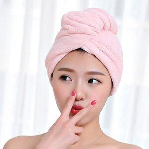 Image 3 - Giantex Vrouwen Handdoeken Badkamer Microfiber Handdoek Haar Handdoek Badhanddoeken Voor Volwassenen Toallas Serviette De Bain Recznik Handdoeken