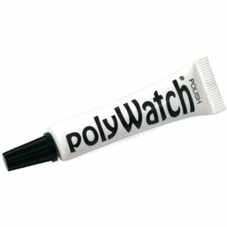 POLYWATCH Watch Crystal Acrylic Scratch Repair Dashboard Polishing ...