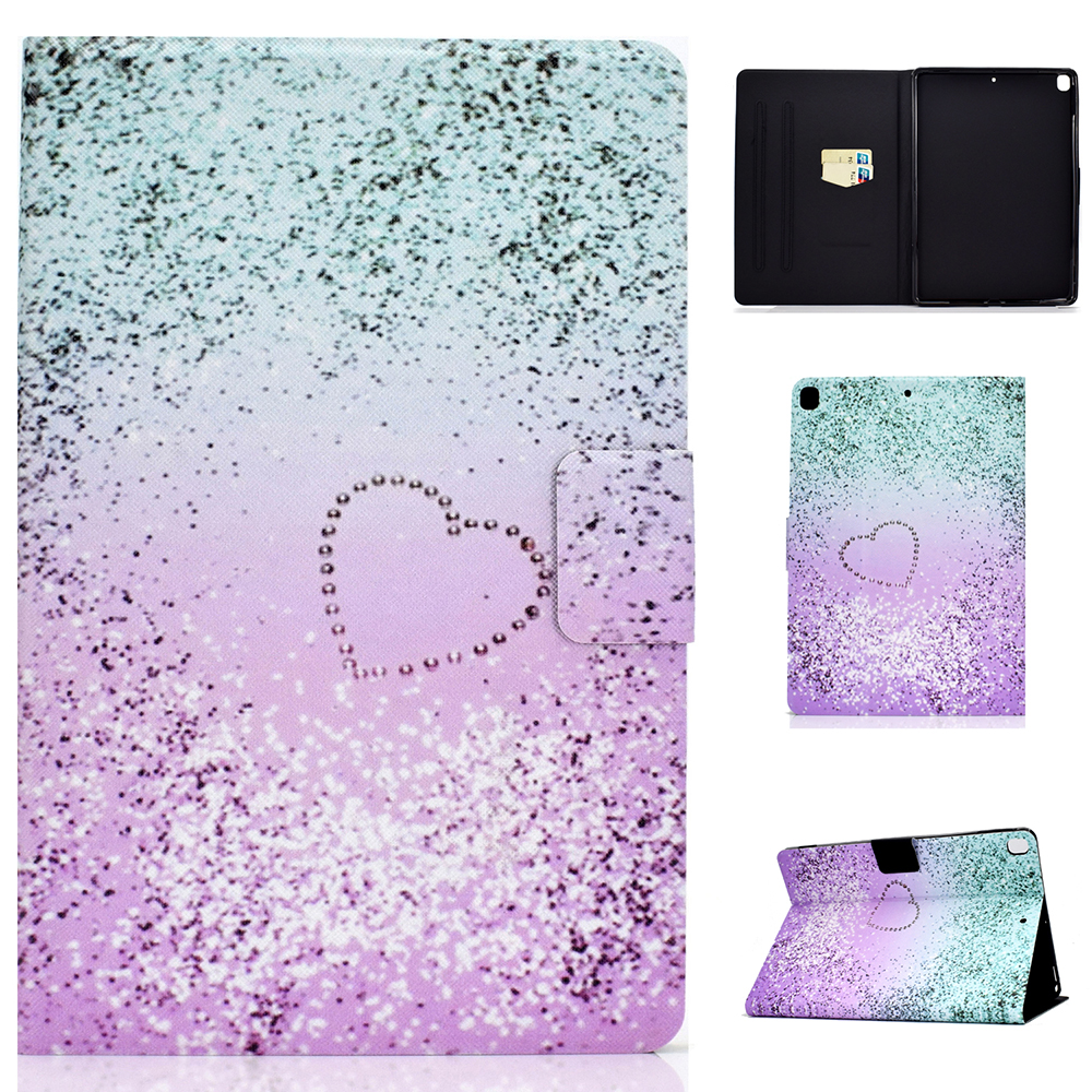 Funda iPad 2019 10.2 Case Case A2198 A2232 Fashion inch For Tablet Stand Flip 10.2 A2200