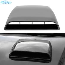 Auto Styling Air Flow Intake Vent CoverAir Outlet Abdeckung DecorationUniversal Auto Hood Scoop Auto Air Flow Vent Abdeckung Zubehör