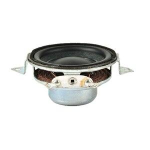 Image 2 - Tenghong 2 Stuks 40 Mm Draagbare Audio Speaker 2Ohm 5W 16 Core Full Range Luidsprekers Bass Multimedia Luidspreker Voor home Theater Diy